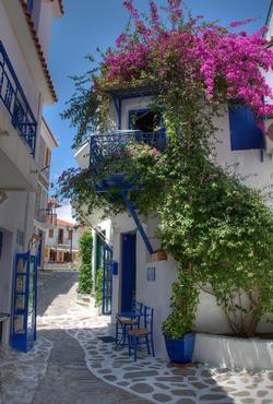Skiathos Town & Other Villages