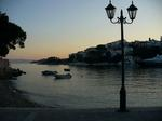 Skiathos At Dusk